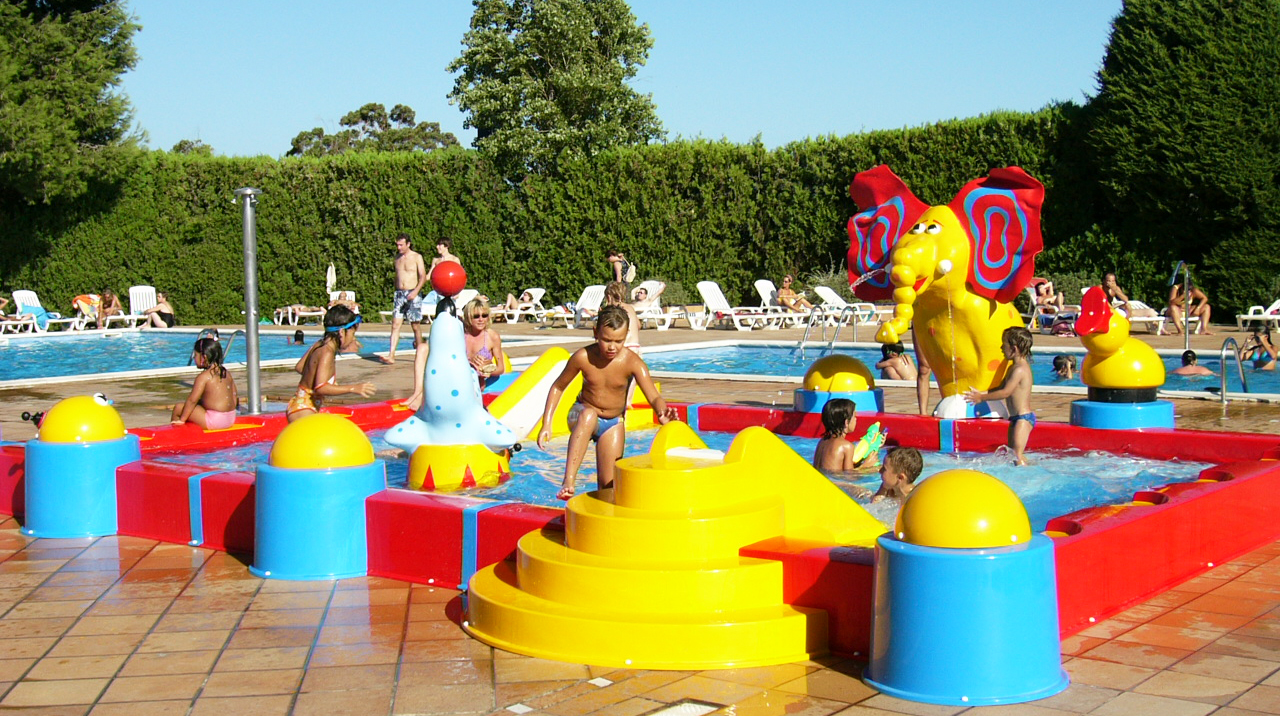 Discount on camping pitch of 30 for children up to 12 for Camping en la rioja con piscina