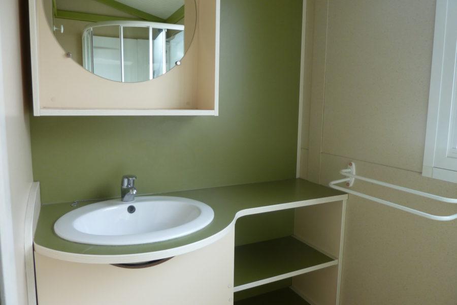 Bungalow 2/4 pax lavabo